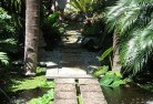 Abbotsbury Tropical landscaping 10